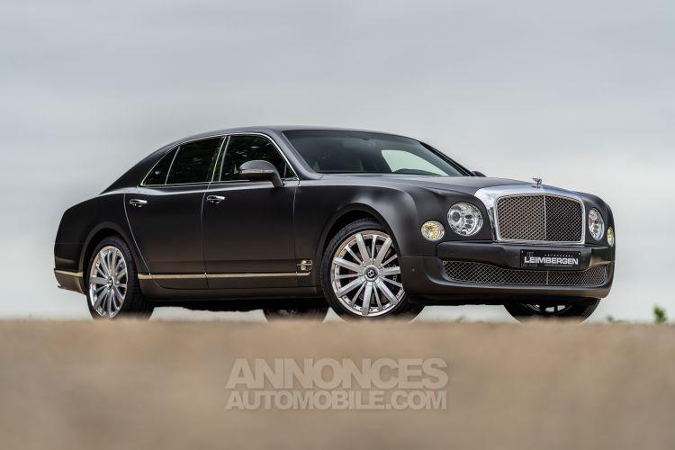 Bentley Mulsanne Sièges chauffants/ventiles/massage / TV / Toit en cuir / Camera de recul - <small></small> 99.000 € <small>TTC</small> - #1