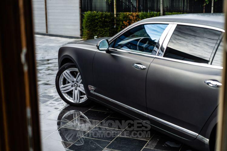 Bentley Mulsanne Sièges chauffants/ventiles/massage / TV / Toit en cuir / Camera de recul - <small></small> 99.000 € <small>TTC</small> - #6