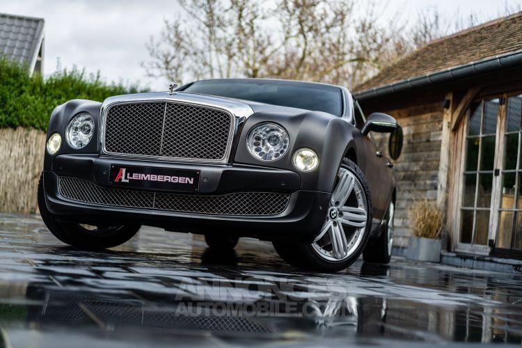 Bentley Mulsanne Sièges chauffants/ventiles/massage / TV / Toit en cuir / Camera de recul - <small></small> 99.000 € <small>TTC</small> - #7