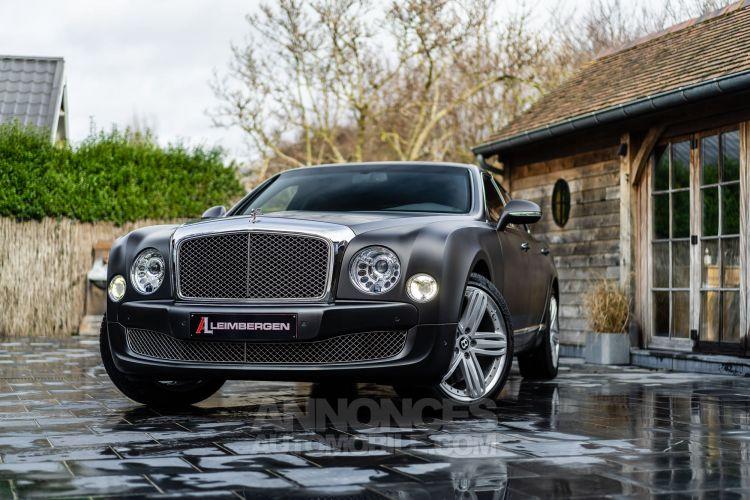 Bentley Mulsanne Sièges chauffants/ventiles/massage / TV / Toit en cuir / Camera de recul - <small></small> 99.000 € <small>TTC</small> - #8
