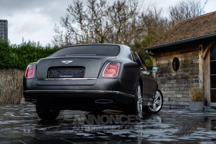 Bentley Mulsanne Sièges chauffants/ventiles/massage / TV / Toit en cuir / Camera de recul - <small></small> 99.000 € <small>TTC</small> - #9