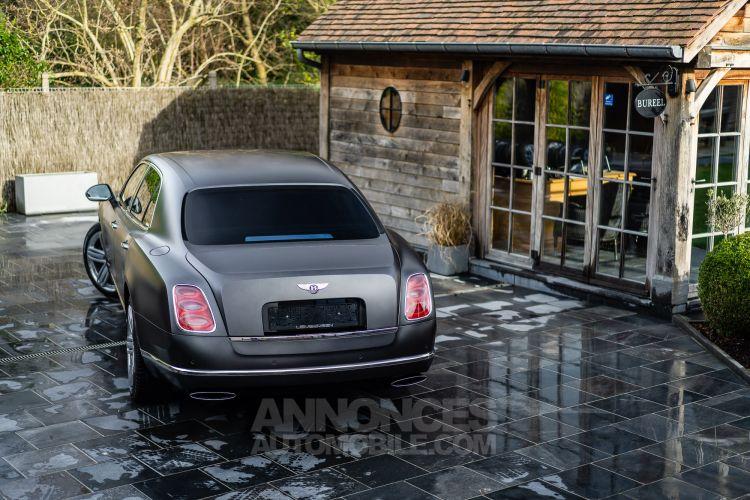 Bentley Mulsanne Sièges chauffants/ventiles/massage / TV / Toit en cuir / Camera de recul - <small></small> 99.000 € <small>TTC</small> - #11