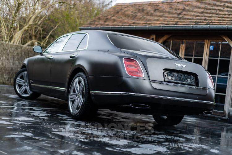 Bentley Mulsanne Sièges chauffants/ventiles/massage / TV / Toit en cuir / Camera de recul - <small></small> 99.000 € <small>TTC</small> - #12