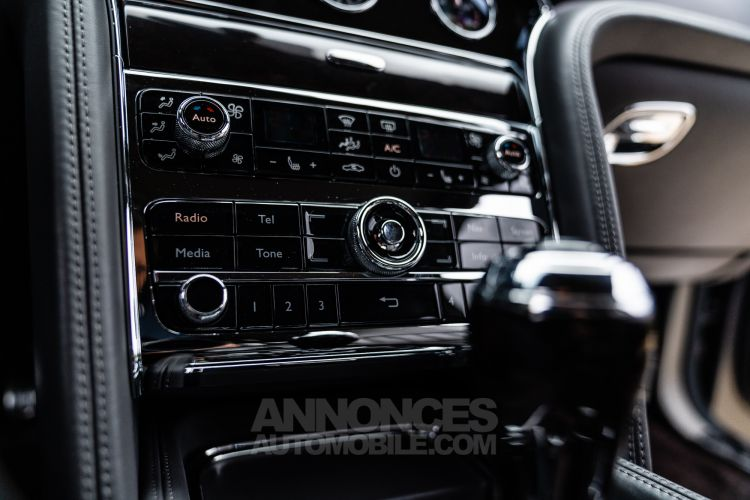 Bentley Mulsanne Sièges chauffants/ventiles/massage / TV / Toit en cuir / Camera de recul - <small></small> 99.000 € <small>TTC</small> - #27
