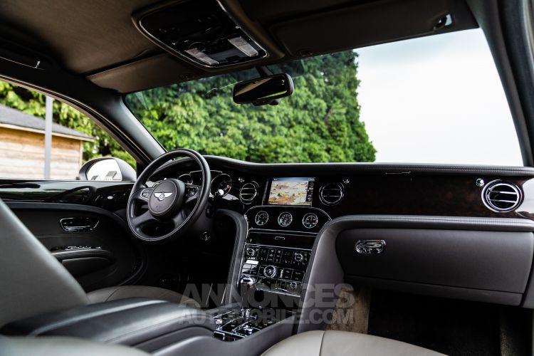 Bentley Mulsanne Sièges chauffants/ventiles/massage / TV / Toit en cuir / Camera de recul - <small></small> 99.000 € <small>TTC</small> - #37
