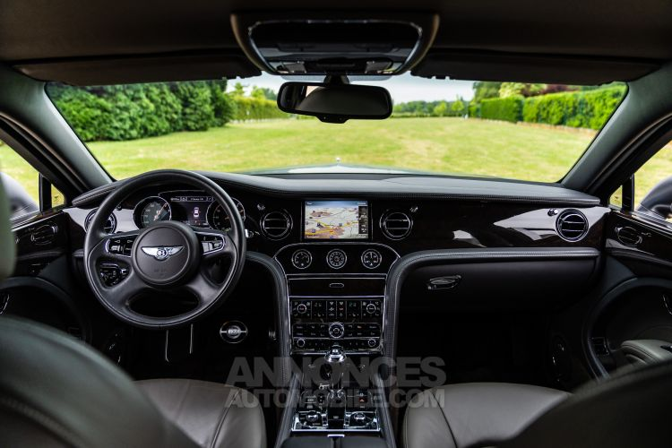 Bentley Mulsanne Sièges chauffants/ventiles/massage / TV / Toit en cuir / Camera de recul - <small></small> 99.000 € <small>TTC</small> - #47