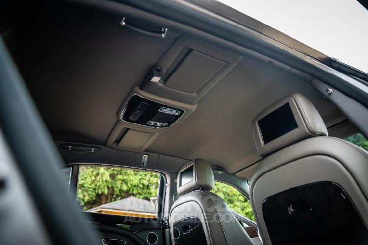 Bentley Mulsanne Sièges chauffants/ventiles/massage / TV / Toit en cuir / Camera de recul - <small></small> 99.000 € <small>TTC</small> - #55