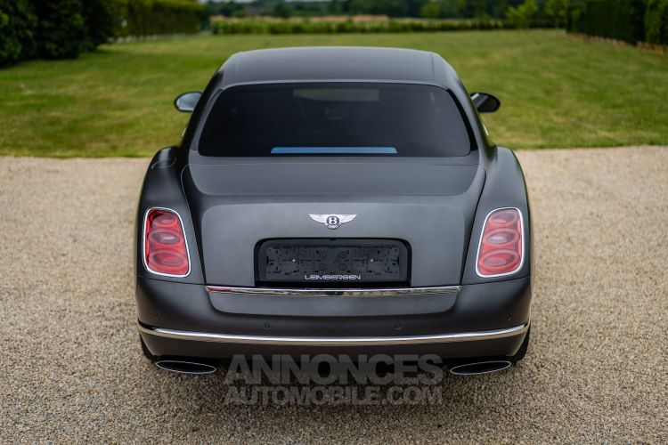 Bentley Mulsanne Sièges chauffants/ventiles/massage / TV / Toit en cuir / Camera de recul - <small></small> 99.000 € <small>TTC</small> - #68