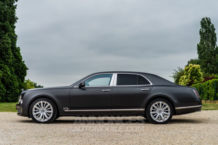Bentley Mulsanne Sièges chauffants/ventiles/massage / TV / Toit en cuir / Camera de recul - <small></small> 99.000 € <small>TTC</small> - #72