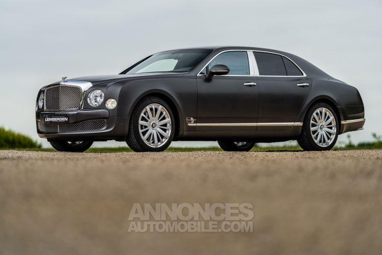 Bentley Mulsanne Sièges chauffants/ventiles/massage / TV / Toit en cuir / Camera de recul - <small></small> 99.000 € <small>TTC</small> - #74
