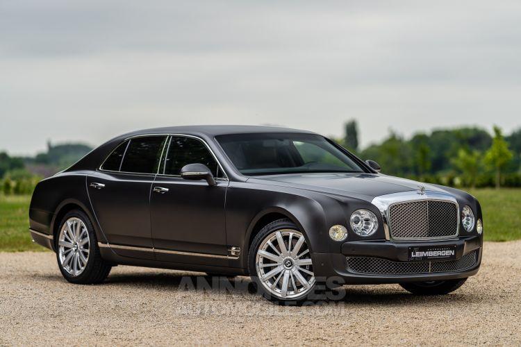 Bentley Mulsanne Sièges chauffants/ventiles/massage / TV / Toit en cuir / Camera de recul - <small></small> 99.000 € <small>TTC</small> - #78