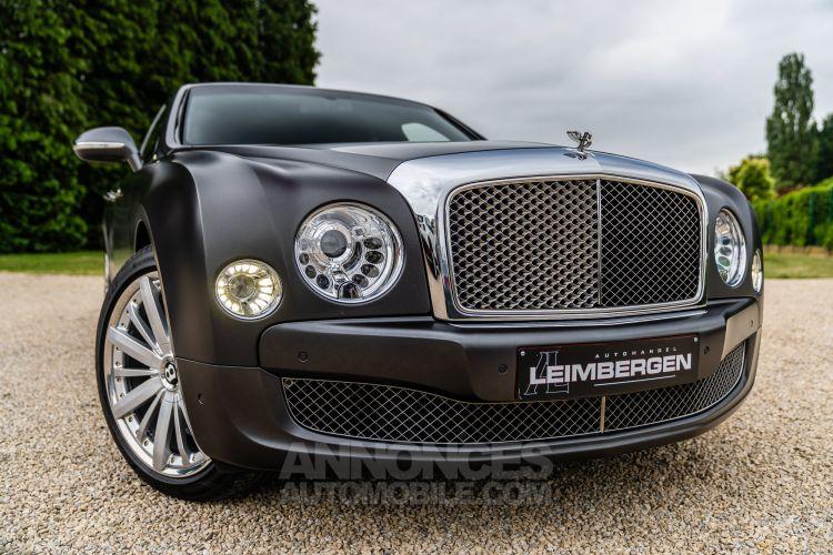 Bentley Mulsanne Sièges chauffants/ventiles/massage / TV / Toit en cuir / Camera de recul - <small></small> 99.000 € <small>TTC</small> - #79