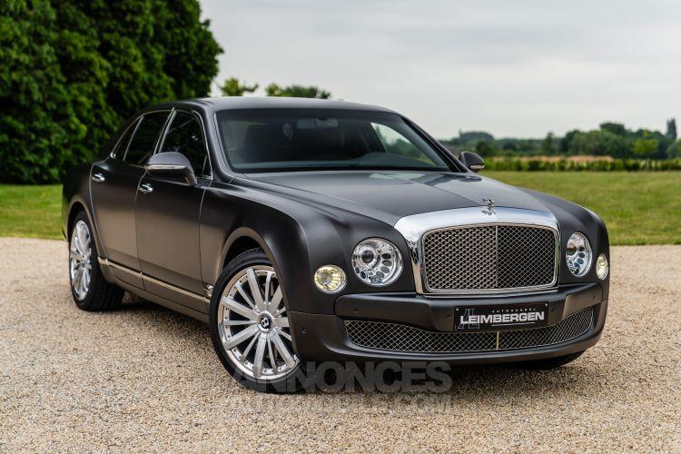 Bentley Mulsanne Sièges chauffants/ventiles/massage / TV / Toit en cuir / Camera de recul - <small></small> 99.000 € <small>TTC</small> - #83