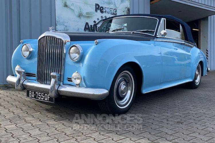 Bentley S1 CONVERTIBLE CONVERSION - <small></small> 149.000 € <small>TTC</small> - #1