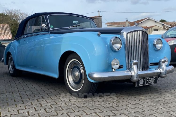 Bentley S1 CONVERTIBLE CONVERSION - <small></small> 149.000 € <small>TTC</small> - #17