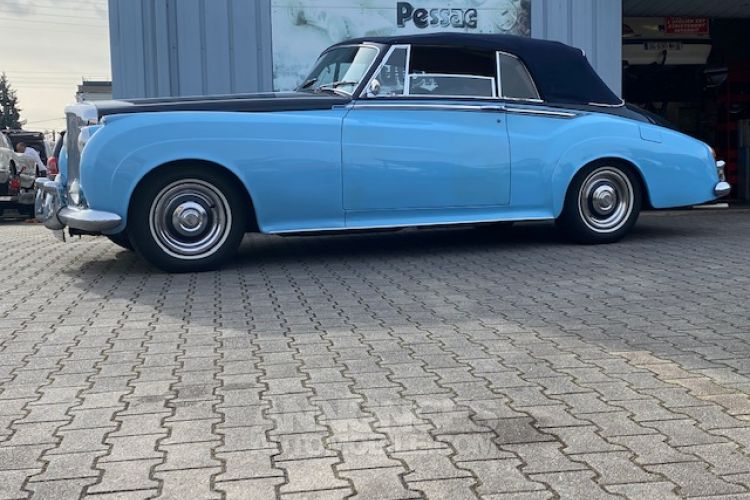 Bentley S1 CONVERTIBLE CONVERSION - <small></small> 149.000 € <small>TTC</small> - #19