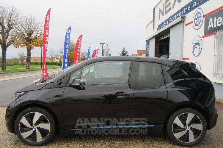 BMW i3 (I01) 170CH 60AH (REX) BLACK EDITION + PROLONGATEUR D'AUTONOMIE - <small></small> 15.990 € <small>TTC</small> - #6