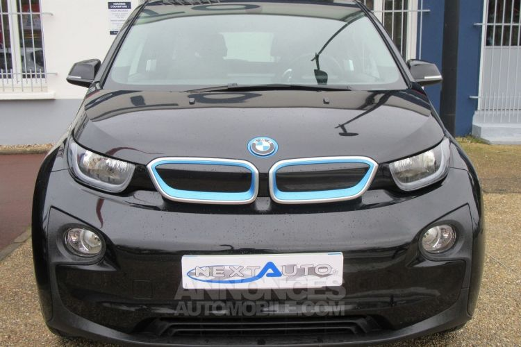 BMW i3 (I01) 170CH 60AH (REX) BLACK EDITION + PROLONGATEUR D'AUTONOMIE - <small></small> 15.990 € <small>TTC</small> - #7