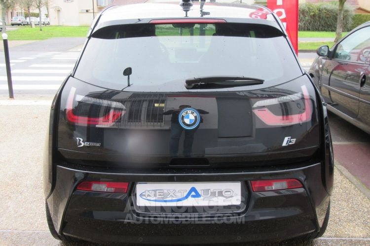 BMW i3 (I01) 170CH 60AH (REX) BLACK EDITION + PROLONGATEUR D'AUTONOMIE - <small></small> 15.990 € <small>TTC</small> - #8