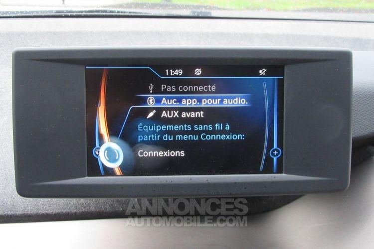 BMW i3 (I01) 170CH 60AH (REX) BLACK EDITION + PROLONGATEUR D'AUTONOMIE - <small></small> 15.990 € <small>TTC</small> - #20