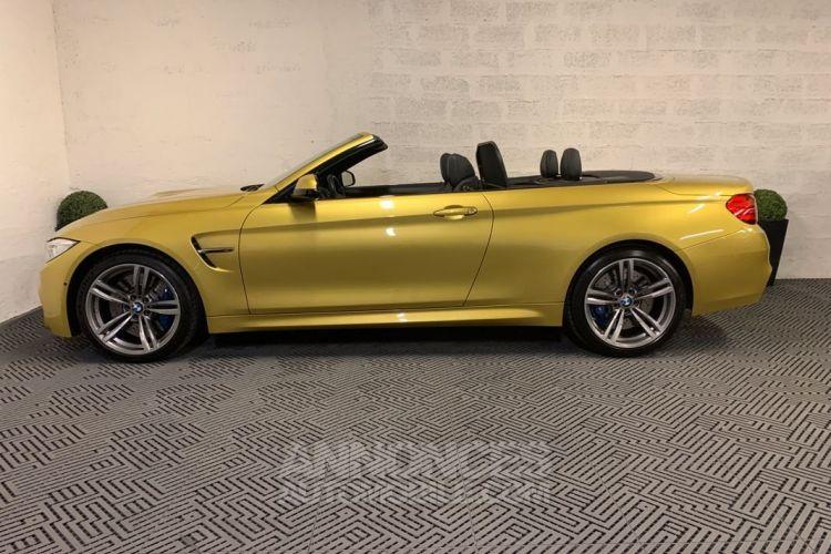 BMW M4 CABRIOLET 431ch DKG7 46000km 1° MAIN CUIR ETENDU CARBONE - <small></small> 57.990 € <small>TTC</small> - #2