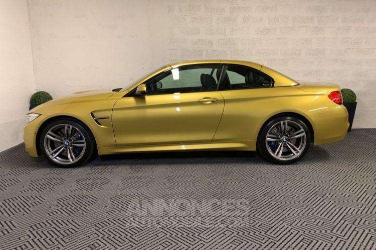 BMW M4 CABRIOLET 431ch DKG7 46000km 1° MAIN CUIR ETENDU CARBONE - <small></small> 57.990 € <small>TTC</small> - #3
