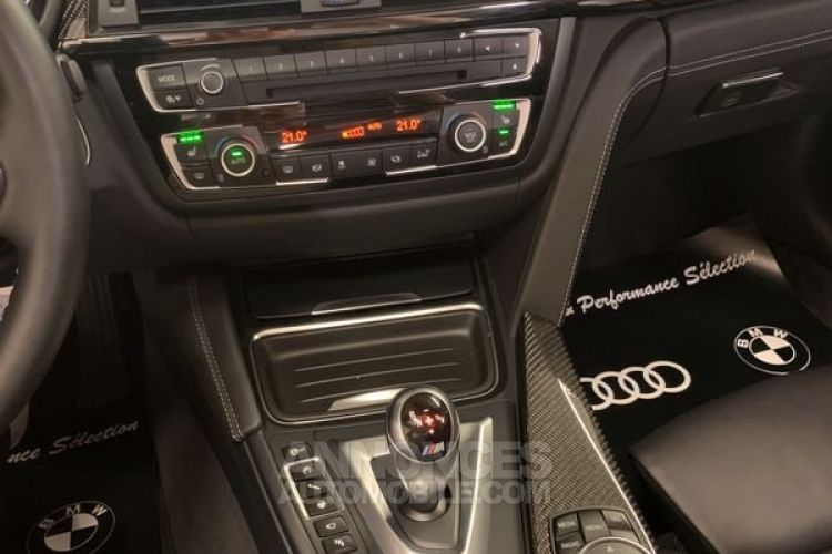 BMW M4 CABRIOLET 431ch DKG7 46000km 1° MAIN CUIR ETENDU CARBONE - <small></small> 57.990 € <small>TTC</small> - #8