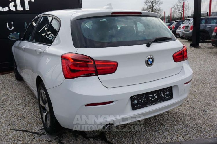 BMW Série 1 114 d - 5 Portes - Facelift - Bluetooth - EURO 6 - - <small></small> 11.950 € <small>TTC</small> - #4