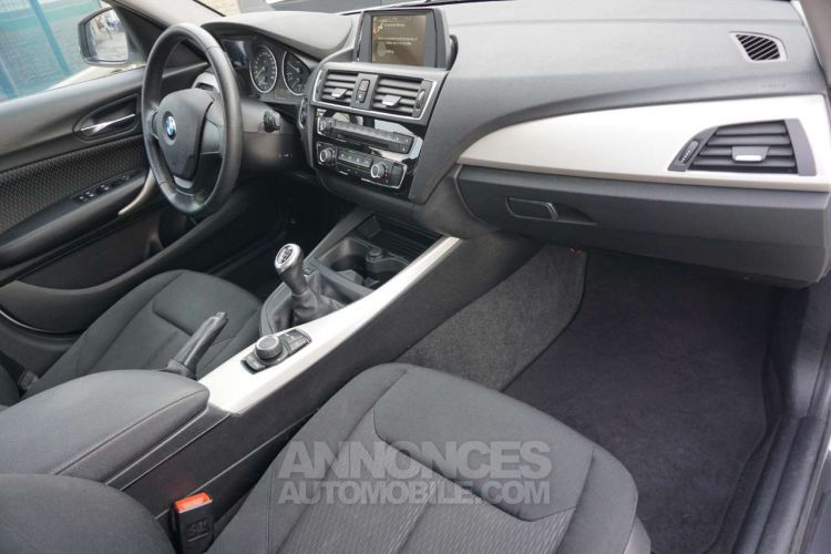 BMW Série 1 114 d - 5 Portes - Facelift - Bluetooth - EURO 6 - - <small></small> 11.950 € <small>TTC</small> - #8