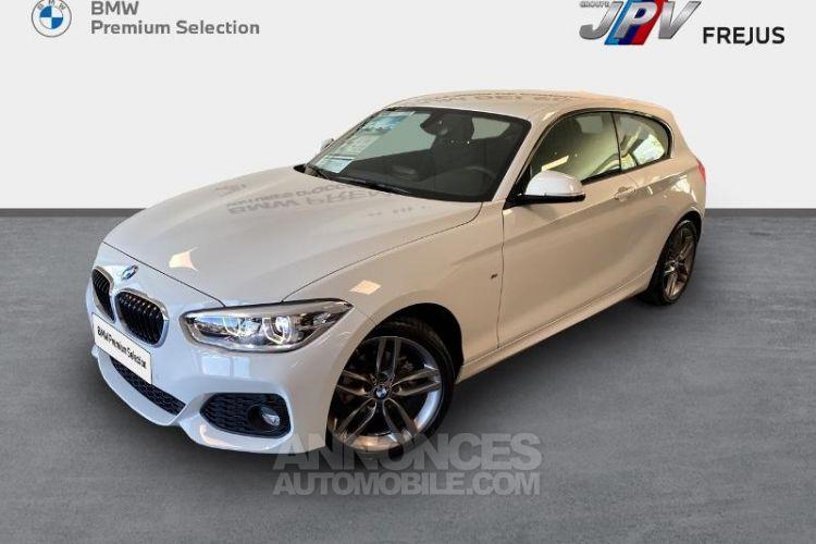 BMW Série 1 118i 136ch M Sport 3p - <small></small> 23.595 € <small>TTC</small> - #1