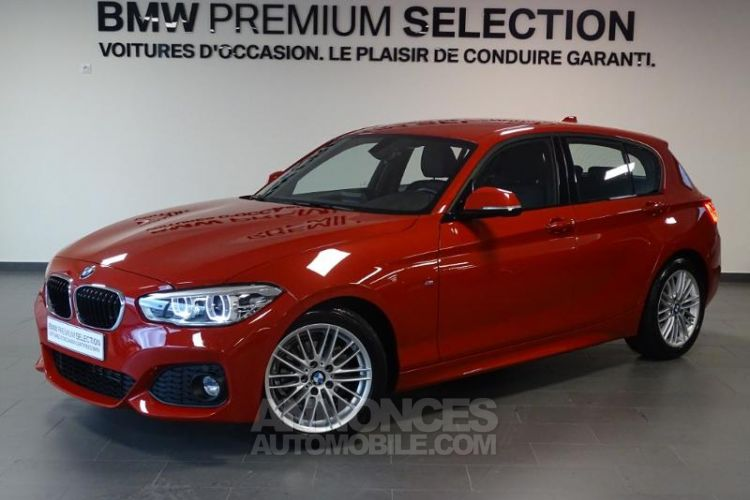 BMW Série 1 118i 136ch M Sport Ultimate 5p Euro6d-T - <small></small> 21.500 € <small>TTC</small> - #1
