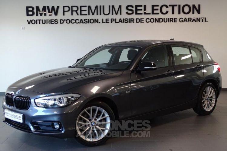 BMW Série 1 118iA 136ch Sport 5p - <small></small> 24.864 € <small>TTC</small> - #1
