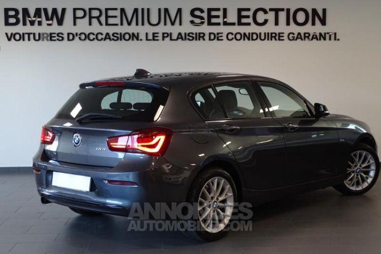 BMW Série 1 118iA 136ch Sport 5p - <small></small> 24.864 € <small>TTC</small> - #3