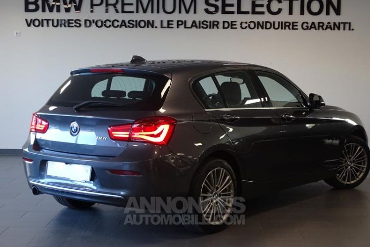 BMW Série 1 118iA 136ch UrbanChic 5p - <small></small> 23.486 € <small>TTC</small> - #2