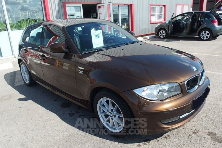 BMW Série 1 (E81/E87) 116D 115CH XCROSSED FLAD 5P - <small></small> 5.990 € <small>TTC</small> - #1