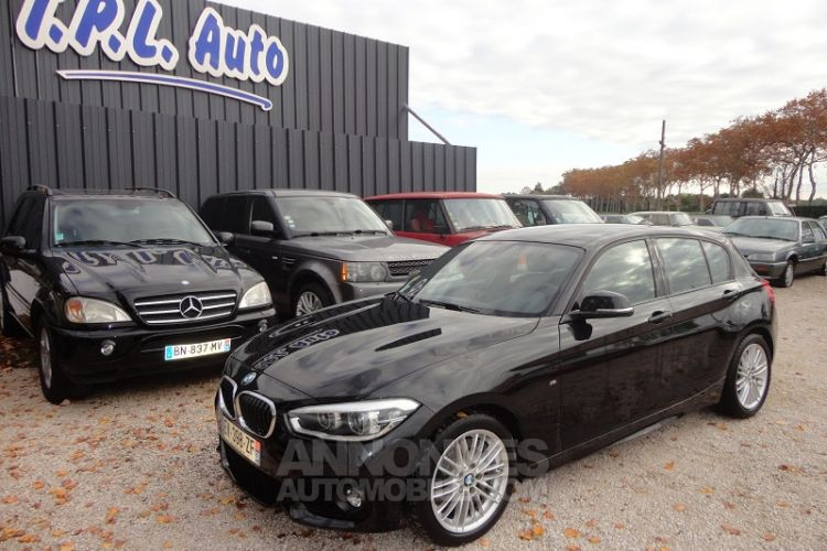 BMW Série 1 (F21/F20) 118DA 150CH M SPORT 3P - <small></small> 21.500 € <small>TTC</small> - #4