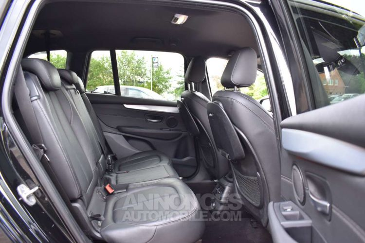 BMW Série 2 218 7plaatsen - <small></small> 18.450 € <small>TTC</small> - #7