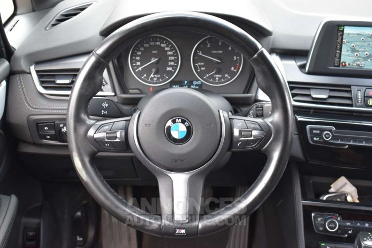 BMW Série 2 218 7plaatsen - <small></small> 18.450 € <small>TTC</small> - #10
