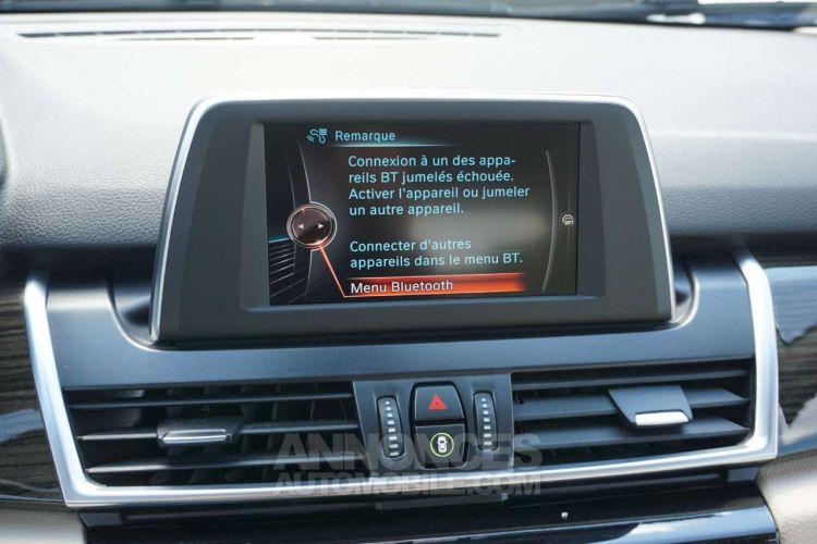 BMW Série 2 218 iA ACTIVE TOURER - Cuir - Bluetooth - Garantie - - <small></small> 14.950 € <small>TTC</small> - #15