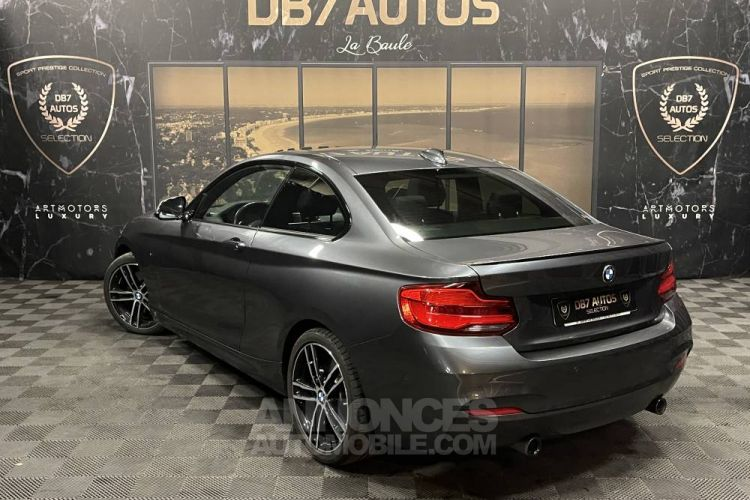 BMW Série 2 SERIE COUPE F22 M240i - - <small></small> 43.780 € <small>TTC</small> - #3