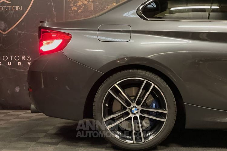 BMW Série 2 SERIE COUPE F22 M240i - - <small></small> 43.780 € <small>TTC</small> - #4