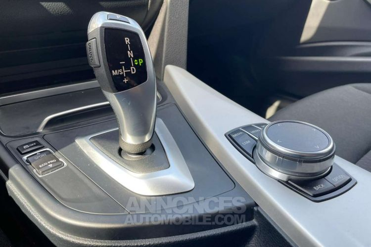 BMW Série 3 316 D - Auto - GPS - Sièges chauffants - Jantes M - <small></small> 20.990 € <small>TTC</small> - #8