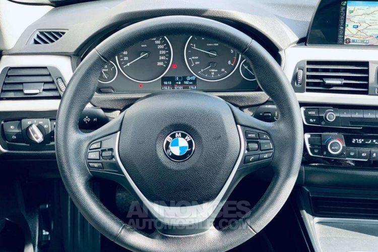 BMW Série 3 316 GPS - Radar Ar - Drive select - <small></small> 19.990 € <small>TTC</small> - #10