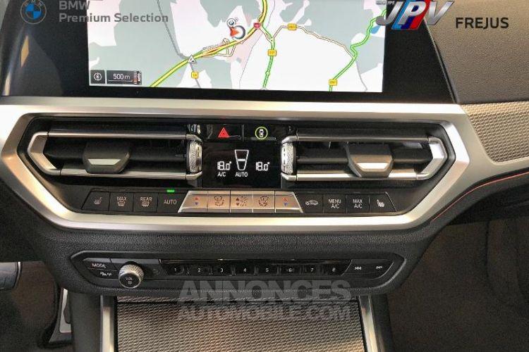 BMW Série 3 318dA 150ch M Sport - <small></small> 39.987 € <small>TTC</small> - #17
