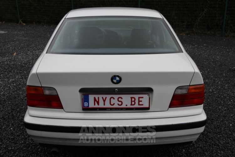 BMW Série 3 E36 318 is - <small></small> 6.200 € <small>TTC</small> - #6