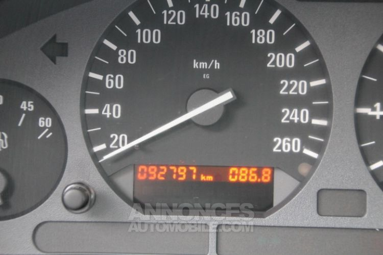 BMW Série 3 E36 318 is - <small></small> 6.200 € <small>TTC</small> - #19