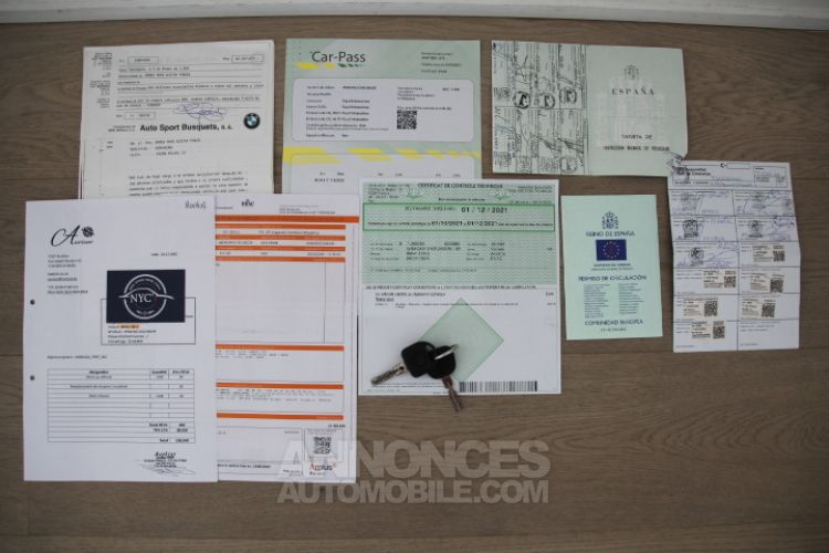 BMW Série 3 E36 318 is - <small></small> 6.200 € <small>TTC</small> - #34