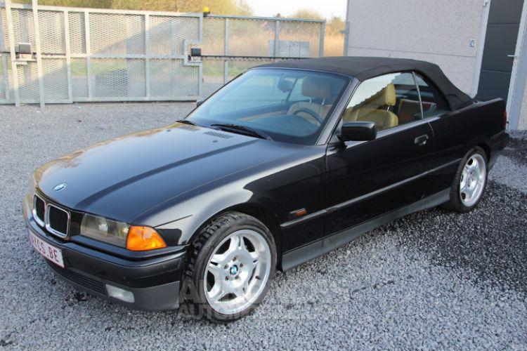 BMW Série 3 E36 328i Cabrio - <small></small> 13.900 € <small>TTC</small> - #6