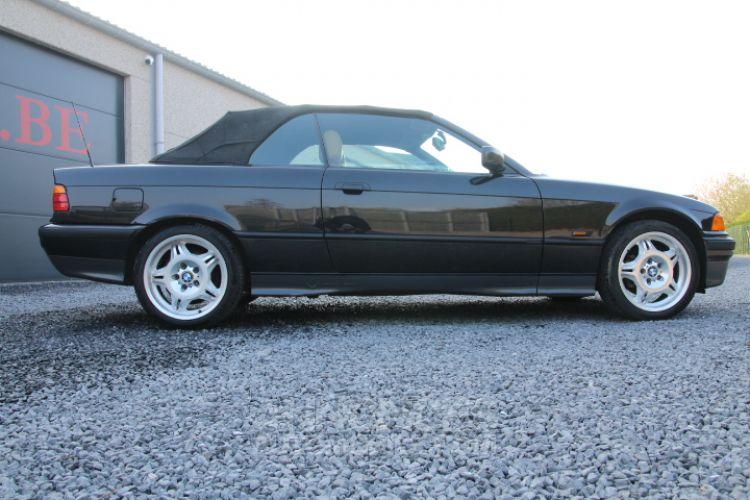 BMW Série 3 E36 328i Cabrio - <small></small> 13.900 € <small>TTC</small> - #16