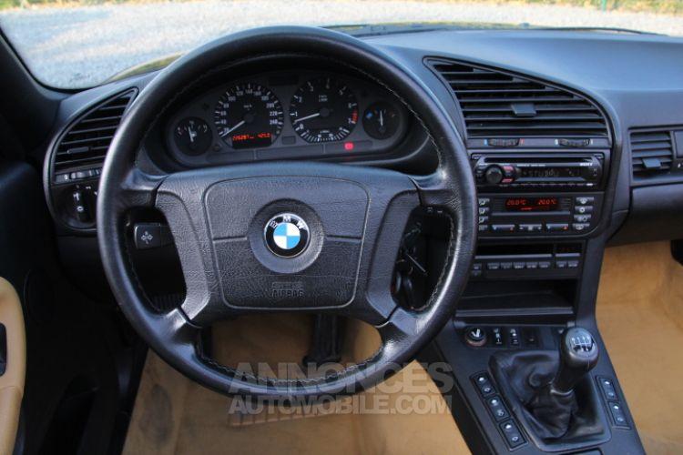 BMW Série 3 E36 328i Cabrio - <small></small> 13.900 € <small>TTC</small> - #28